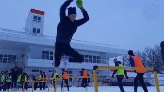 Тренировка ФК «Армавир» 18.02.2021