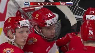 Суперсерия-2019. Игра 2. QMJHL – RUS. Обзор матча