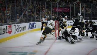 Daniil Miromanov Puts On A Clinic Lifting The golden Knights To A 4 Goal Lead