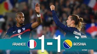 ???? Франция - Босния и Герцеговина 1-1 - Обзор Отборочного Матча Чемпионат Мира 02/09/2021 HD ????