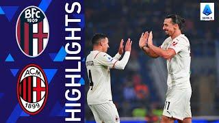 Bologna 2-4 Milan | A last gasp victory for Milan | Serie A 2021/22