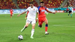 Обзор матча «Стяуа» - «Шахтер» - 1:0. Лига Конференций УЕФА. 2-й отборочный раунд