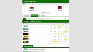 Беларусь - Албания .  [Прогноз и обзор] матч на футбол 04 сентября 2020. Лига наций УЕФА