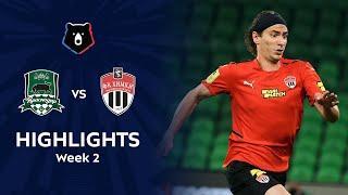 Highlights Krasnodar vs FC Khimki (0-1) | RPL 2021/22