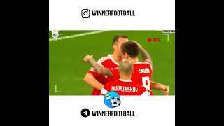 Федор Смолов, гол головой. Fedor Smolov goal with his head.