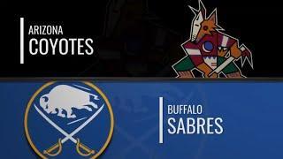 Обзор матча Баффало Аризона 16.10 нхл обзор матчей | обзор нхл | нхл обзор матчей сегодня НХЛ