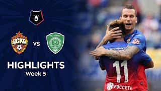 Highlights CSKA vs Akhmat (2-0) | RPL 2021/22