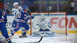 SKA vs. Barys | 17.10.2021 | Highlights KHL
