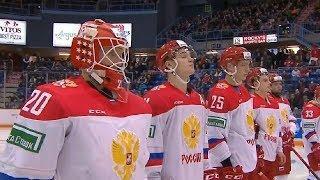 RUSSIA U20 vs CANADA QMJHL (05.11.19) Молодёжная суперсерия, Игра 1...