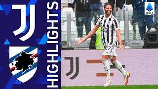 Juventus 3-2 Sampdoria   Juve get their first home win of the season   Serie A 2021/22