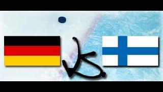 Финляндия – Германия:ЧМ по хоккею - 2021:Suomi -Deutschland:онлайн смотреть