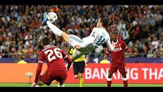 Gareth Bale vs Liverpool. Champions League, Final 2018.