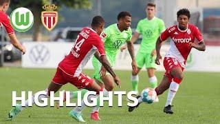 Gerhardt mit dem Führungstor! | Highlights | VfL Wolfsburg - AS Monaco 1:2