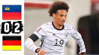 ???? Германия - Лихтенштейн 2-0 - Обзор Отборочного Матча Чемпионат Мира 02/09/2021 HD ????