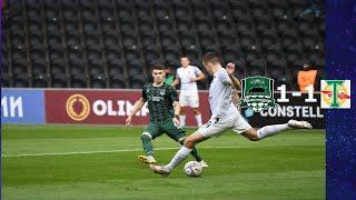 Краснодар-2– Торпедо (Москва) 1-1. Обзор матча. 17 тур. ФНЛ 2021/22.