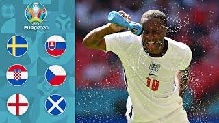 Дерби Британии: Англия - Шотландия. Швеция - Словакия. Хорватия - Чехия   Обзор ЕВРО-2020