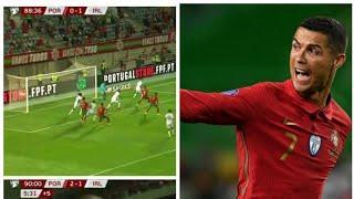 За 7 _ Минут оформил дубль Криштиану Роналду! Обзор Матча Португалия Ирландия