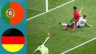 ПОРТУГАЛИЯ - ГЕРМАНИЯ. ЕВРО-2020 ГРУППА F. ОБЗОР   FIFA-Ванга прогноз