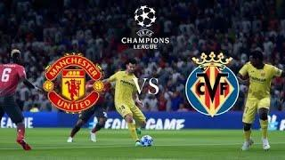 Манчестер Юнайтед-Вильярреал. Лига чемпионов. Обзор матча 29 09 2021г
