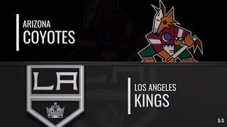 Обзор Аризона Лос Анджелес 06.10 нхл обзор матчей   обзор нхл   нхл обзор матчей сегодня НХЛ