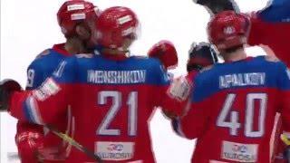 Еврочеллендж. Россия-Норвегия. Матч первый. Видеообзор