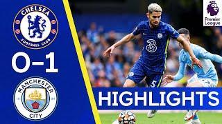 Chelsea 0-1 Manchester City   Premier League Highlights
