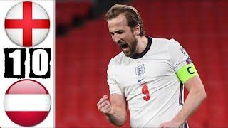 Англия - Австрия 1-0 Обзор Матча Товарищеский Матч 02.02.2021