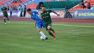 Обзор матча «Тараз» - «Тобол» - 1:3. OLIMPBET-Кубок Казахстана. 1 тур
