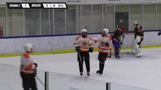 ЕвроНика 2 - Апельсин (5 - 1). Видеообзор матча. Hockey Club Cup