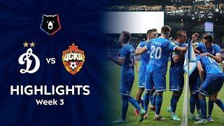 Highlights Dynamo vs CSKA (2-1) | RPL 2021/22
