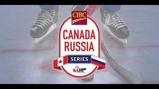 NHL 09 / Canada Russia Series 2019 / Россия - Квебек / Игра 1я.