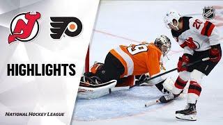 New Jersey Devils vs Philadelphia Flyers | Mar.23, 2021 | Game Highlights | NHL 2021 | Обзор матча