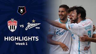 Highlights FC Khimki vs Zenit  (1-3) | RPL 2021/22