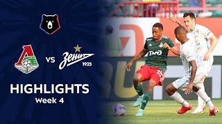 Highlights Lokomotiv vs Zenit (1-1) | RPL 2021/22
