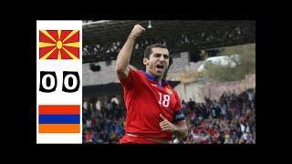 ???? Северная Македония - Армения 0-0 - Обзор Отборочного Матча Чемпионат Мира 02/09/2021 HD ????