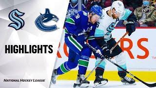 Обзор Сиэтл Ванкувер 06.10 нхл обзор матчей | обзор нхл | нхл обзор матчей сегодня НХЛ