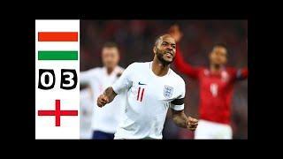 ???? Англия - Венгрия 3-0 - Обзор Отборочного Матча Чемпионат Мира 02/09/2021 HD ????