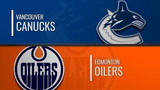 Обзор Эдмонтон Ванкувер 14.10 нхл обзор матчей | обзор нхл | нхл обзор матчей сегодня НХЛ