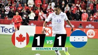 ???? Канада - Гондурас 1-1 - Обзор Отборочного Матча Чемпионат Мира 02/09/2021 HD ????