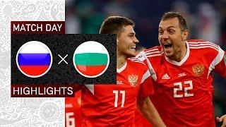 РОССИЯ - БОЛГАРИЯ ОБЗОР МАТЧА FIFA 21 05.06.2021