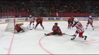 2021 Gagarin Cup, Final, CSKA 2 Avangard 1 (Series 2-1)