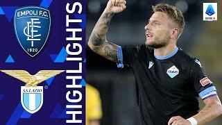 Empoli 1-3 Lazio | Lazio win at the Castellani! | Serie A 2021/22