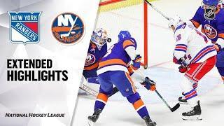 New York Rangers vs New York Islanders | Oct.9, 2021 | Preseason | Game Highlights | Обзор матча