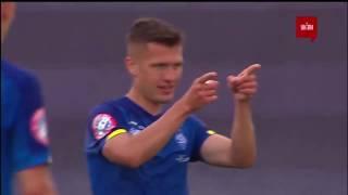 Кубок Украины. Минай - Динамо - 0:2. Обзор матча
