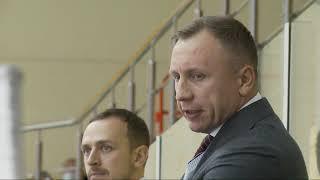 Обзор игры «Рубин» - ЦСК ВВС (видео). 4 октября.
