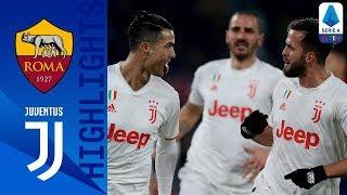 Roma 1-2 Juventus | Winter Champions! Demiral & CR7 Bring Juve Back On Top! | Serie A TIM