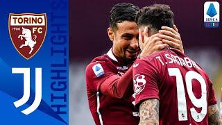 Torino 2-2 Juventus   Ronaldo Hits Back to Draw the Turin Derby!   Serie A TIM