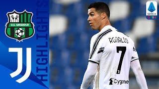 Sassuolo 1-3 Juventus   Rabiot, Ronaldo and Dybala score to guide Juve!   Serie A TIM