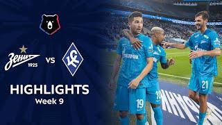 Highlights Zenit vs Krylia Sovetov (2-1) | RPL 2021/22