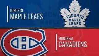 Обзор Торонто Монреаль 06.10 нхл обзор матчей   обзор нхл   нхл обзор матчей сегодня НХЛ